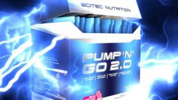 scitec nutrition motion graphics