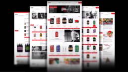 website presentation video