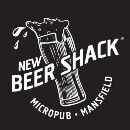 new beer shack micro pub logo