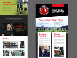 Bodylogic website
