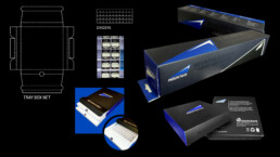 Mousepad Packaging Design