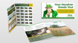 Ripon farm Services Print Design