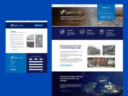 Spanlite UK website